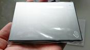 2 ТБ Внешний жесткий диск Seagate Backup Plus Slim (STHN2000401), серебристый #8, Валерий К.