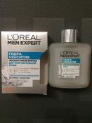 """L'Oreal Paris Men Expert Лосьон после бритья """"Гидра Сенситив"""", для чувствительной кожи, восстанавливающий, увлажняющий,  100 мл #6, Кристина К."""