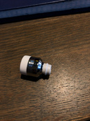 Беспроводные наушники Earbuds  A8 5.0 Silver #9, Кандакова Е.