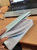 Ежедневник-планер (планинг) датированный на 2021 г. формата А5, Brauberg Profile, балакрон, мятный #12, Наргиза Т.