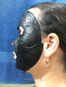 Garnier Увлажняющая черная тканевая маска Очищающий Уголь + Черные водоросли с гиуалроновой кислотой, сужающая поры, 28 гр #11, Анастасия Воробьева