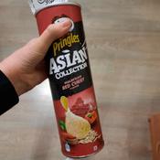 Чипсы Pringles Asian Collection, рисовые, со вкусом малазийского красного карри, 160 г #3, Алиса С.