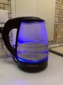 Электрический чайник Polaris PWK 1767CGL, серый #1, Анастасия С.
