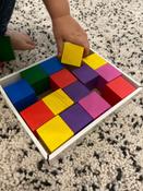 Кубики цветные Томик 20 шт. #7, Маргарита П.