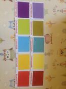 Обучающая игра Вундеркинд с пеленок Карточки Домана Форма и цвет #4, Анна К