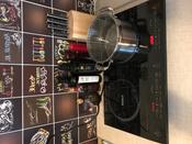 Индукционная Настольная плита Kitfort KT-104, черный #12, бочкарева елена