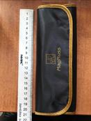 Magruss Профессиональный набор кистей для макияжа (7шт + чехол) #11, Анастасия Д.