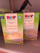 Hipp каша органическая зерновая пшеничная, 5 месяцев, 6 шт по 200 г #3, Кашко М.