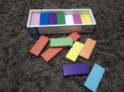 Плашки цветные #5, Юлия В.