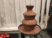 Шоколадный фонтан Clatronic SKB 3248 #15, Ирина О.