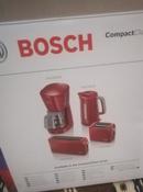 Тостер Bosch TAT3A014, красный #3, Людмила