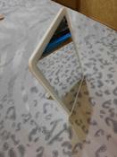 Gezatone Зеркало косметическое с подсветкой, цвет: белый, LM125 #11, Наталья А.