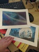 """Пастель сухая художественная для рисования Спектр """"Петербургская"""", набор 72 цвета, круглое сечение #12, Вероника Б."""