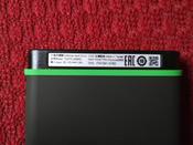 2 ТБ Внешний жесткий диск Transcend StoreJet 25M3S (TS2TSJ25M3S), светло-зеленый, темно-серый #7, Павел Т.