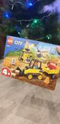 Конструктор LEGO City Great Vehicles 60252 Строительный бульдозер #4, Екатерина
