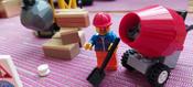 Конструктор LEGO City Great Vehicles 60252 Строительный бульдозер #7, Киреева Алина