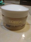 """L'Oreal Paris """"Увлажнение Эксперт"""" Ночной крем для лица для всех типов кожи, восстанавливающий, 50 мл #3, Елена Г."""