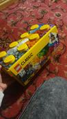 Конструктор LEGO Classic 10696 Набор для творчества среднего размера #157, Александра К.