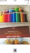 Набор карандашей акварельных MONDELUZ, 36 цв #18, Виктория Р.