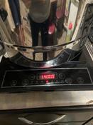 Индукционная Настольная плита Zigmund & Shtain ZIP-553, черный #15, Надежда З.