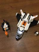 Конструктор LEGO City Space Port 60226 Шаттл для исследований Марса #15, Игорь М.