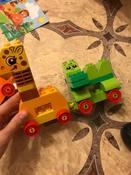 Конструктор LEGO DUPLO Creative Play 10863 Мой первый парад животных #10, Леонидовна Л.