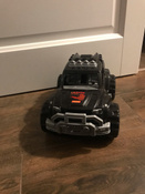 Машинка Полесье Легион №4, 76014, черный #6, Анна А.