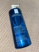 La Roche-Posay Effaclar очищающий пенящийся гель для жирной кожи, склонной к акне, 400 мл #10, Елизавета П.