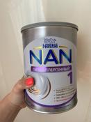 Заменитель грудного молока NAN Optipro HA, гипоаллергенный 1, для профилактики аллергии, с 0 месяцев, 800 г #1, Анастасия Ф.