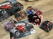 Конструктор LEGO Technic 42107 Ducati Panigale V4 R #4, Сергей Р.