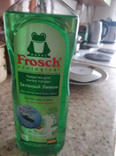 Средство для мытья посуды Frosch Зеленый лимон, 1 л х 2 шт #12, Холстова Надежда