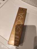 Schwarzkopf Professional Краска для волос Игора Роял Абсолют 4-60 / Igora Royal Absolute 4-60 средний коричневый шоколадный натуральный 60 мл #2, Елена С.