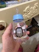 Бутылочка для кормления Lubby, с соской, от 0 месяцев, 12023, 125 мл #4, Екатерина С.