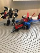 Конструктор LEGO Marvel Super Heroes 76150 Реактивный самолёт Человека-Паука против Робота Венома #1, Наталья К.