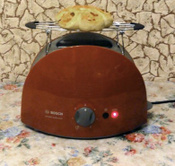 Bosch TAT 6104 тостер #1, Алина