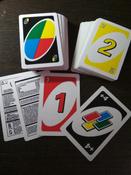 Настольная карточная игра UNO Уно #6, Вера К.