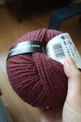 Пряжа для вязания Schachenmayr Originals Alpaca Classico, лиловый (00041), 90 м, 50 г #6, Алена