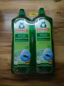 Средство для мытья посуды Frosch Зеленый лимон, 1 л х 2 шт #11, Кристина