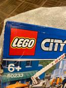 Конструктор LEGO City Town 60233 Открытие магазина по продаже пончиков #14, Елена В.