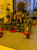 Конструктор LEGO Classic 10701 Строительная пластина серого цвета #13, Станислав Ж.