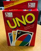 Настольная карточная игра UNO Уно #4, Анастасия Л.