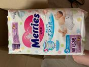 Merries Подгузники для детей с малым весом NBXS 3 кг 38 шт #12, Кристина К.