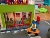 Конструктор LEGO City Town 60233 Открытие магазина по продаже пончиков #4, Юлия Л.