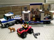 Конструктор LEGO City Police 60139 Мобильный командный центр #14, Александра М.