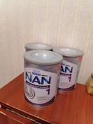 Заменитель грудного молока NAN Optipro HA, гипоаллергенный 1, для профилактики аллергии, с 0 месяцев, 800 г #6, Татьяна А.