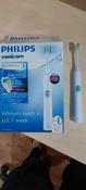 Электрическая зубная щетка Philips Sonicare EasyClean HX6512/59, с дорожным футляром и двумя насадками  #13, Дамир С.