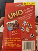 UNO Карточная игра Уно #5, МПС