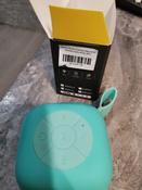 Портативная колонка iNeez IK-02 Wireless Enjoy series,912516,бирюзовый #12, Екатерина К.
