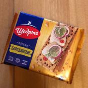 Щедрые хлебцы бородинские, 200 г #14, Татьяна Слюсарь