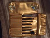 Magruss Профессиональный набор кистей для макияжа (7шт + чехол) #13, Кристина М.